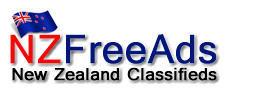 New Zealand Free Classifieds